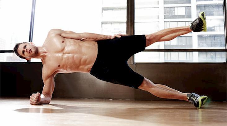 Phối hợp Plank cơ bản và Plank nghiêng để có thể phát triển cơ bụng toàn diện