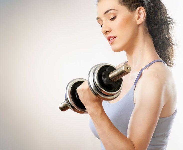 Cách tập gym đúng nhất là hãy bắt đầu các động tác từ đơn giản tới phức tạp