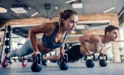 Cách tập gym giảm cân