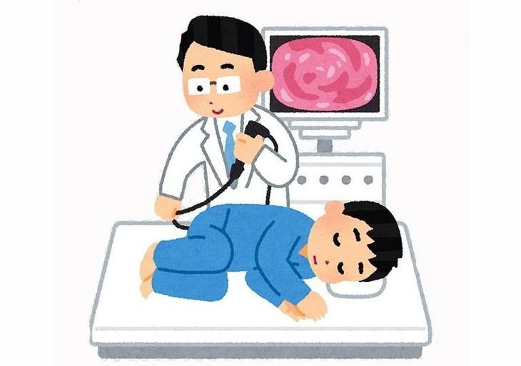 Có nên nội soi đại tràng cho bé không?