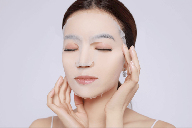 Đắp mặt nạ tốt cho da khô nẻ mùa đông