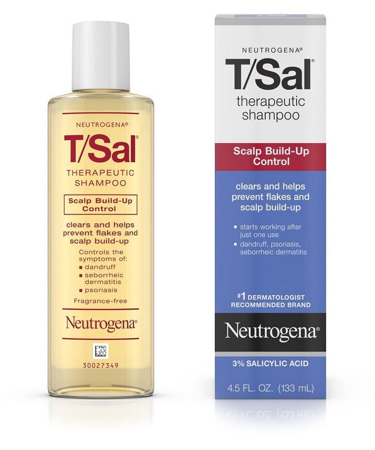Dầu gội trị viêm da tiết bã Neutrogena T/Sal