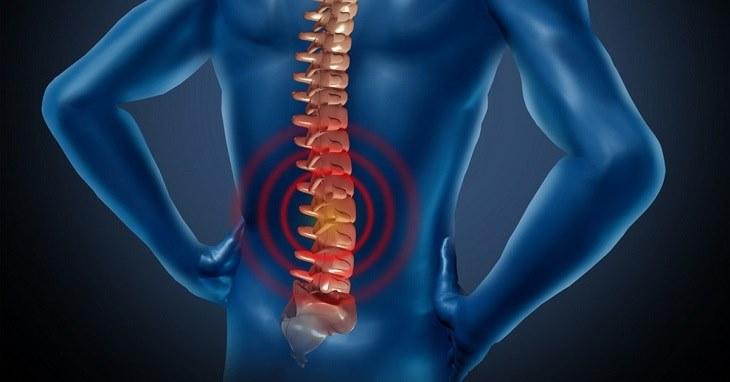 Đau lưng là tình trạng phổ biến hiện nay