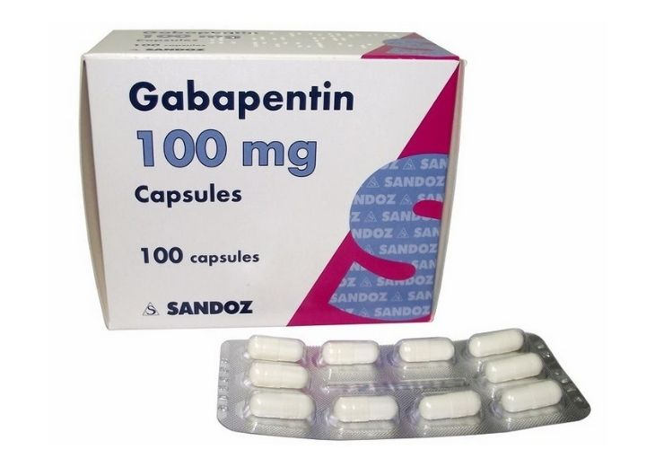 Thuốc giảm đau thần kinh Gabapentin