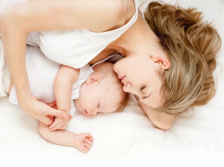 Đảm bảo giấc ngủ sâu và đủ thời gian để cân bằng cơ thể
