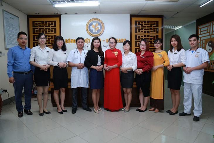 Trung tâm Thừa kế và Ứng dụng Đông y Việt Nam là tiền thân của CTCP Bệnh viện Đa khoa YHCT Quân dân 102