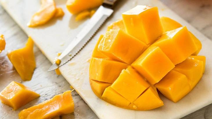 Xoài cũng là một trong những loại trái cây người bị suy thận nên tăng cường bổ sung