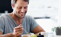 Thực đơn giảm cân cho nam