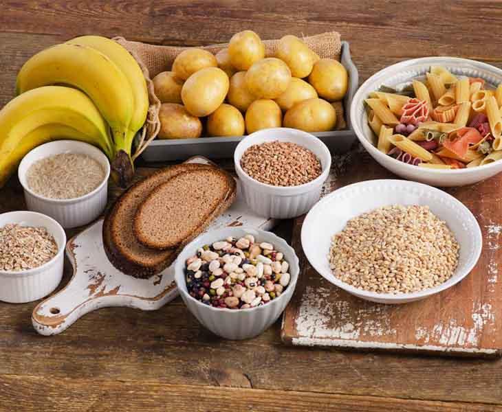 Người thừa cân cần hạn chế và giảm thức ăn có chứa nhiều tinh bột