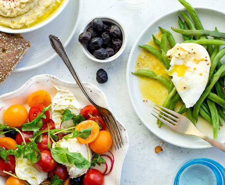 Thực đơn với chế độ ăn địa trung hải cho hiệu quả đặc biệt với ngừa thừa cân