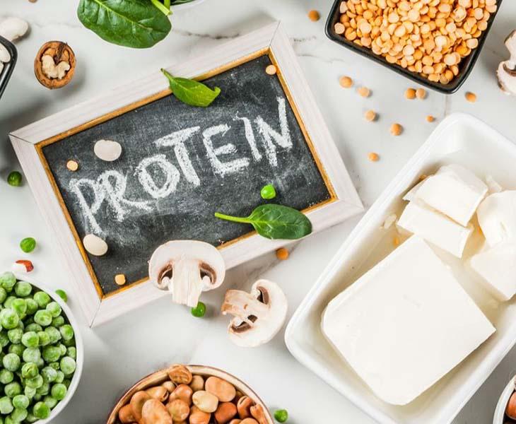 Nguyên tắc xây dựng thực đơn giảm cân khoa học là không cắt giảm hoàn toàn Protein