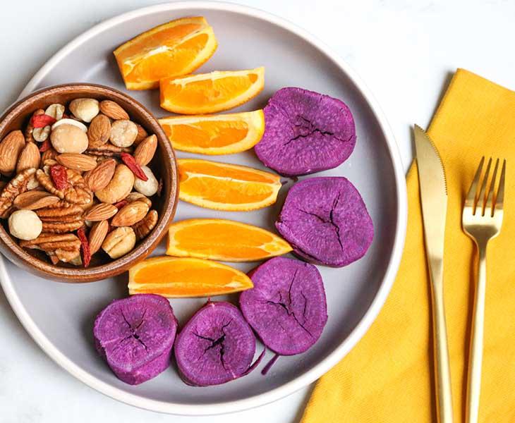 Thực đơn giảm cân với khoai lang được nhiều người áp dụng