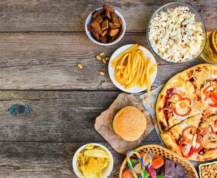 Thực đơn giảm cân cần giảm thức ăn có nhiều chất béo