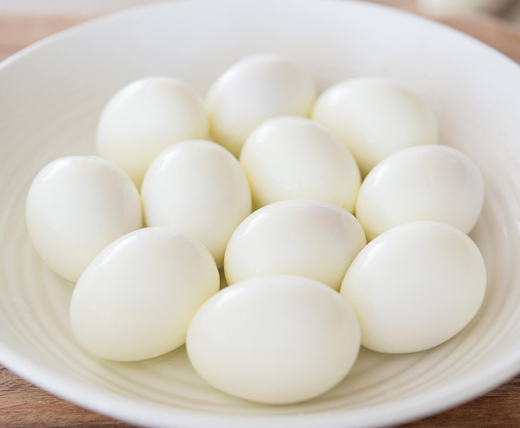 Thực đơn giảm cân với trứng luộc mang lại hiệu quả cao