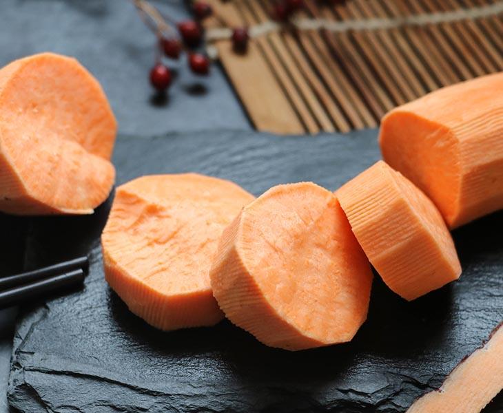 Thực đơn giảm cân với khoai lang được đánh giá cao về tính hiệu quả