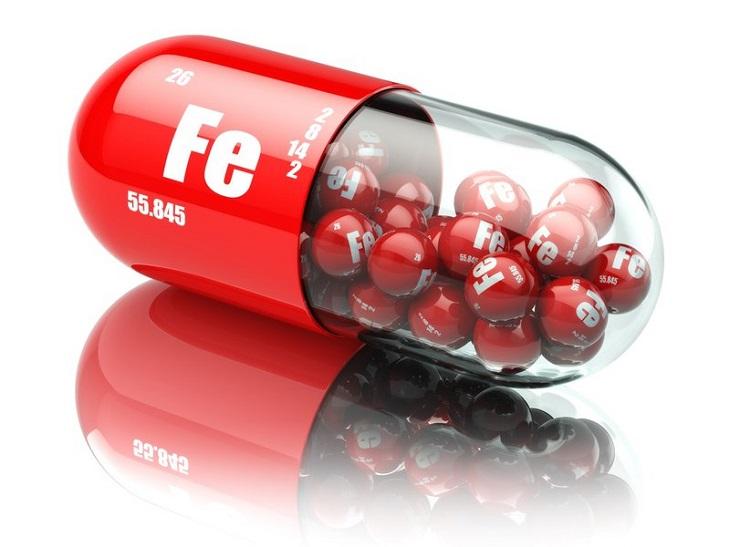 Người bệnh cũng có thể bổ sung sắt theo đường uống để tăng lượng hồng cầu trong cơ thể