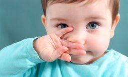 Trẻ 3 tuổi bị viêm xoang