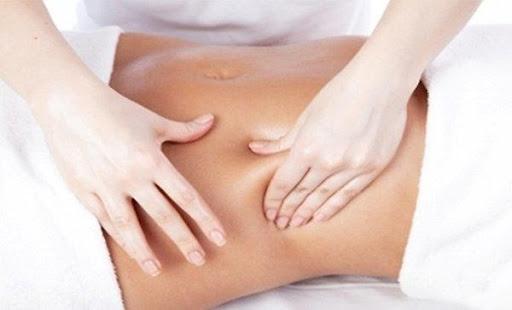 Massage không chỉ giúp bạn tạm biệt cơn ợ hơi mà còn giúp các dây thần kinh được thả lỏng
