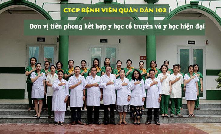 Mai biết đến CTCP Bệnh viện Quân dân 102 nhờ một lần tình cờ