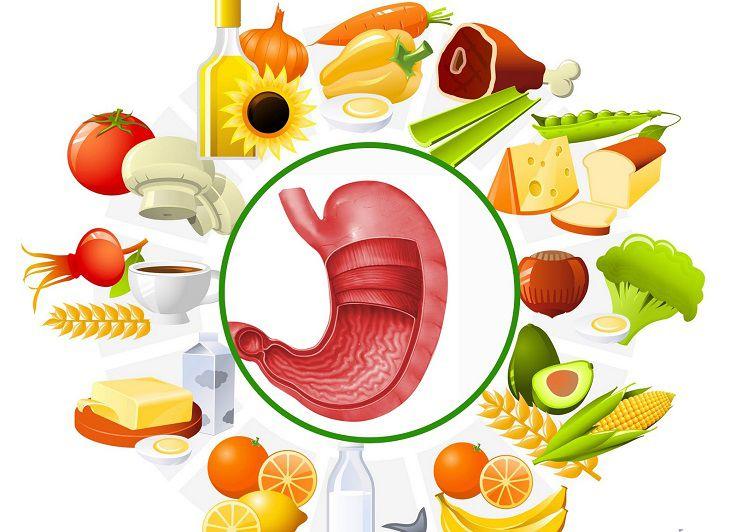 Lựa chọn thực phẩm đúng cách khi bị đau dạ dày
