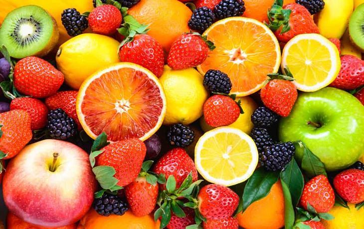 Bổ sung nhiều trái cây để tăng cường sức đề kháng cho cơ thể