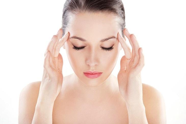 Huyệt Thái Dương điều trị bệnh đau nửa đầu vô cùng hiệu quả