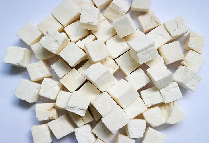 Bạch linh được dùng để chế biến thành nhiều món ăn bổ dưỡng