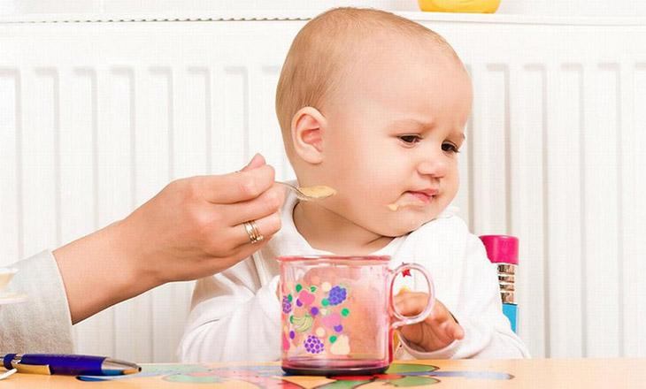 Trẻ nhỏ biếng ăn có thể cải thiện bằng cách dùng nấm phục linh