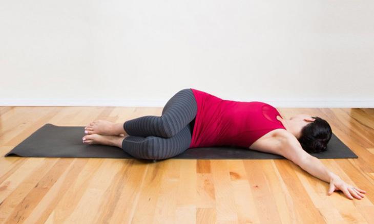 Bài tập này giúp giãn cơ rất hiệu quả