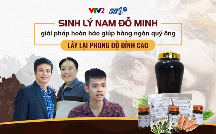 """Hàng ngàn nam giới Việt đã lấy lại """"phong độ"""" nhờ Sinh lý nam Đỗ Minh"""