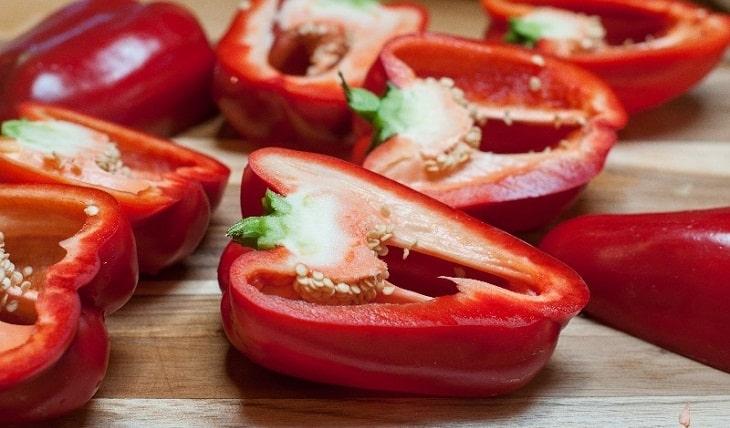 Một trong những thực phẩm tốt nhất cho người bị thận yếu bệnh nhân không nên bỏ qua là ớt chuông đỏ