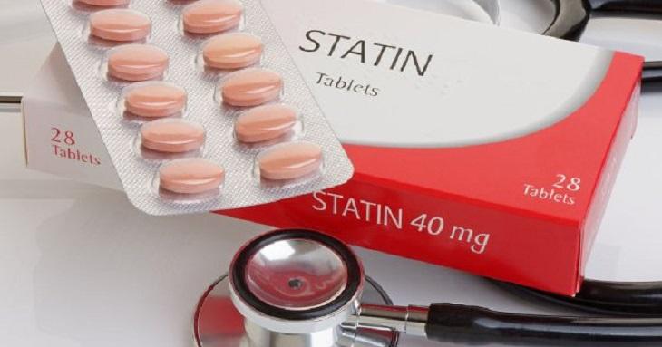 Bệnh nhân sẽ được chỉ định thuốc đặc trị để giảm chỉ số cholesterol trong máu xuống