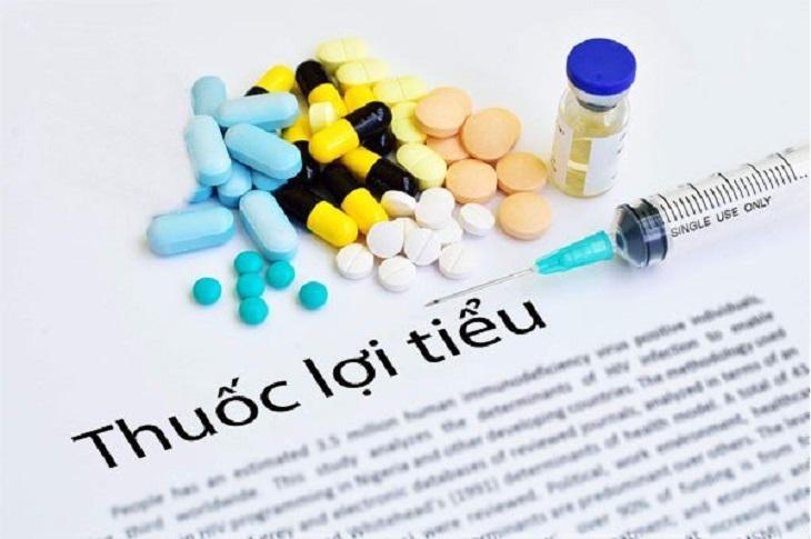 Thuốc lợi tiểu có tác dụng chính là đào thải các chất độc, nước và muối ra bên ngoài cơ thể và giảm áp lực lên thận