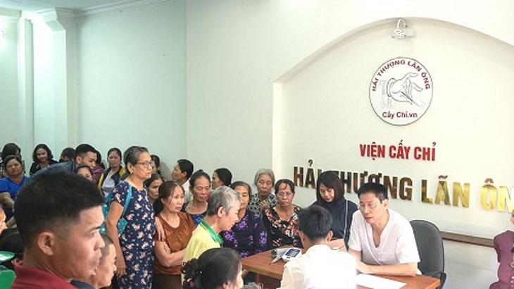 Viện cấy chỉ Hải Thượng Lãn Ông của Bs Ngô Quang Hùng