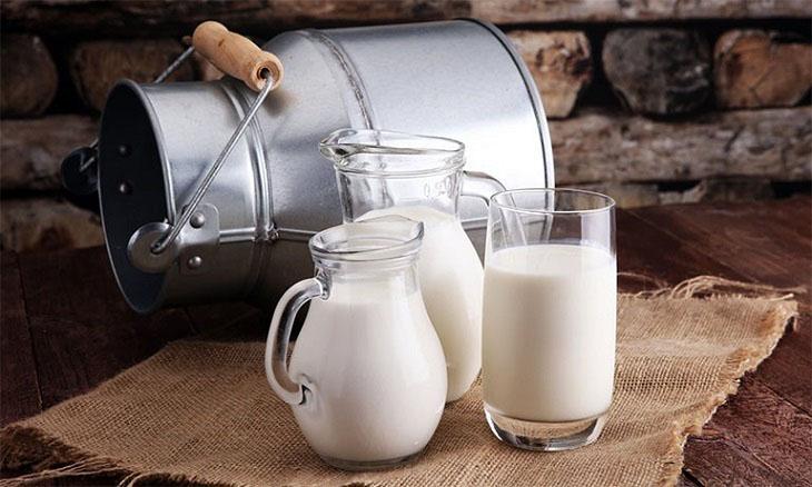 Suy thận uống sữa gì tốt?