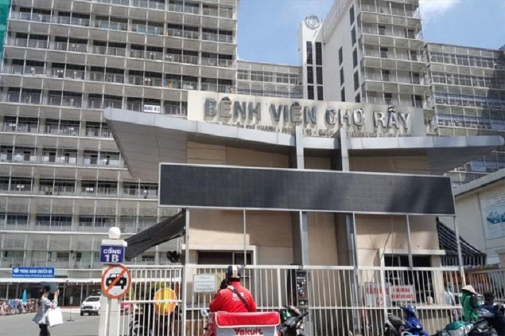 Bệnh viện Chợ Rẫy là một trong những đơn vị chữa suy thận tuyến cuối lớn nhất tại Việt Nam