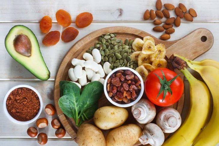 Xây dựng chế độ ăn lành mạnh để có sức khỏe.