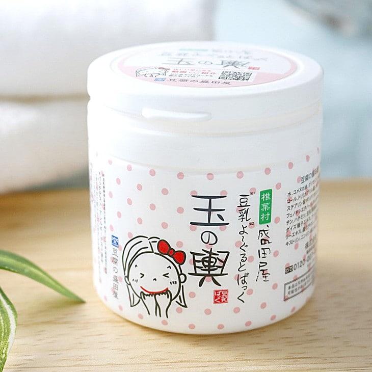 Mặt nạ Tofu Moritaya Mask dưỡng ẩm cho da