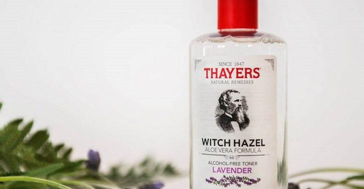 Thayers Alcohol-Free Coconut Water Witch Hazel Toner là dòng nước hoa hồng dành cho da khô tốt nhất hiện nay