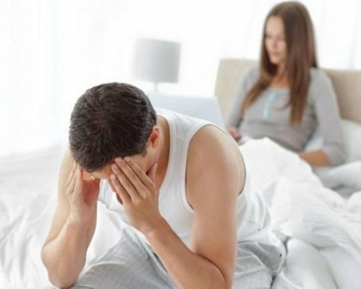 Thận âm hư ảnh hưởng trực tiếp đến sinh lý nam giới