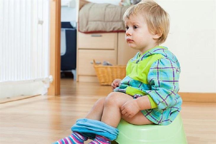 Trẻ bị đi ngoài nhiều cũng là nguyên nhân gây suy thận