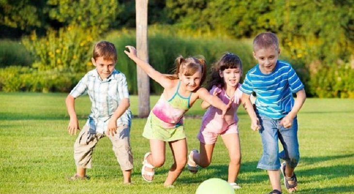 Khuyến khích trẻ vận động để nâng cao sức khỏe