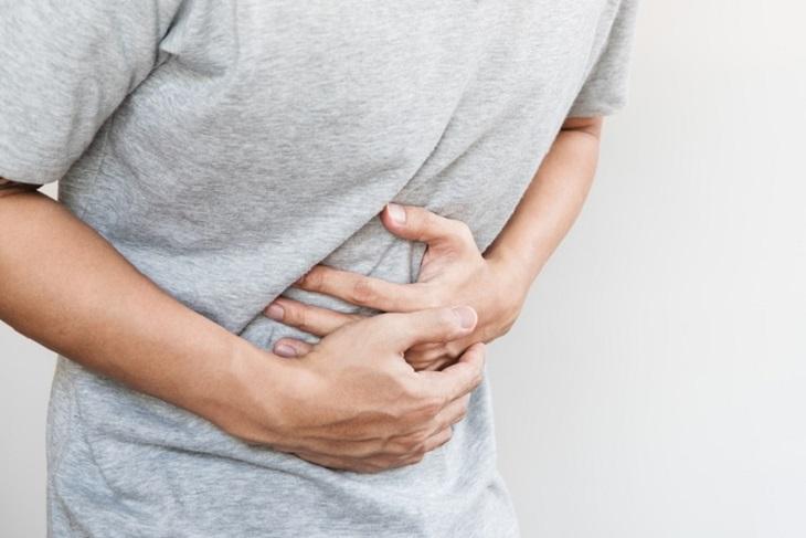 Hệ tiêu hóa bị ảnh hưởng khiến người bệnh vô cùng khó chịu