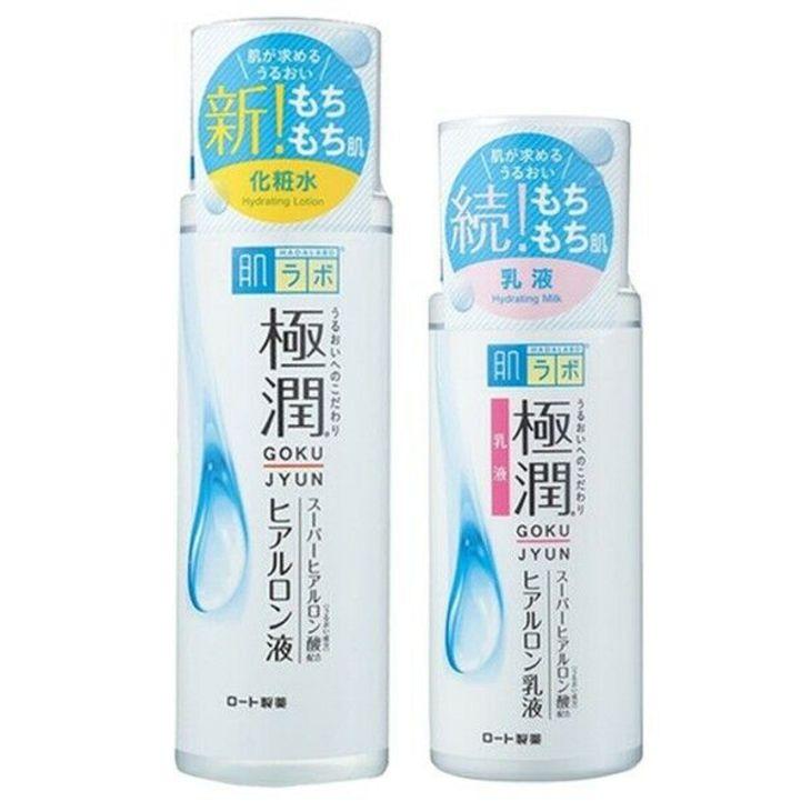 Gokujyun Super Hyaluronic Acid Hydrating Lotion