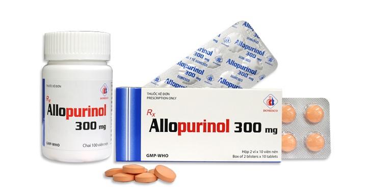 Không nên sử dụng thuốc trong các đợt gout cấp tính