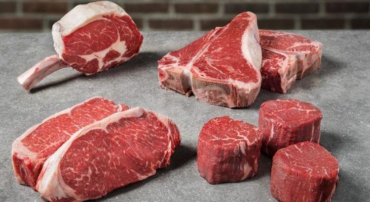 Thịt đỏ không thích hợp để sử dụng cho bệnh nhân gout
