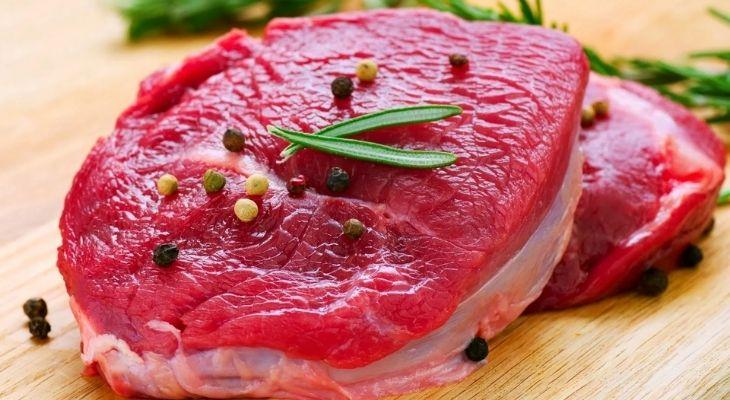 Thịt bò cũng làm các cơn đau nặng hơn
