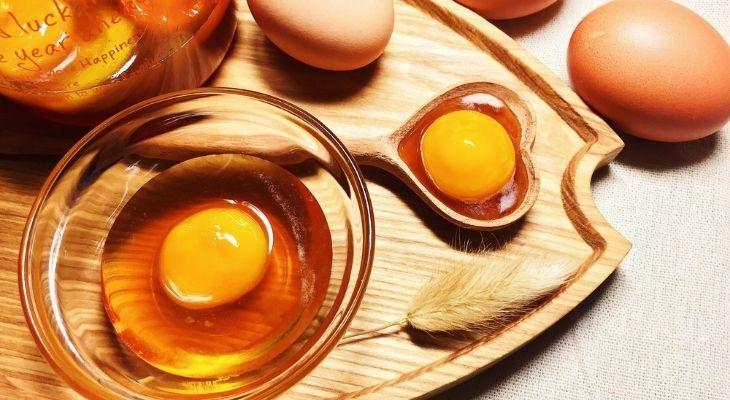 Loại trứng tốt nhất bệnh nhân nên sử dụng