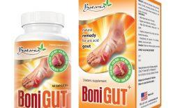 Bonigut là sản phẩm được bào chế tại Canada và Mỹ hiện được các chuyên gia y tế đánh giá rất cao
