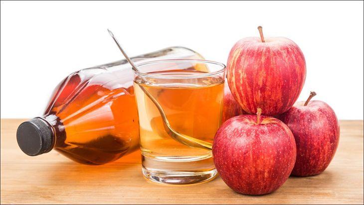 Giấm táo có tác dụng điều trị bệnh gout hiệu quả